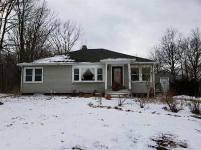 Ann Arbor, Scio, Ann Arbor-scio, Scio, Scio Township, Scio Twp Single Family Home For Sale: 1146 S Maple Road