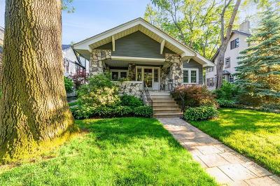 Pleasant Ridge Single Family Home For Sale: 13 Devonshire Road
