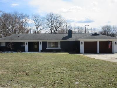BLOOMFIELD Single Family Home For Sale: 176 Barrington Road