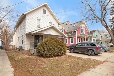 Ann Arbor Multi Family Home For Sale: 921 Woodlawn Avenue
