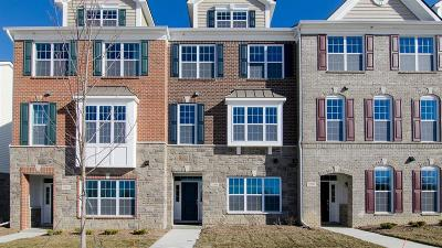Ann Arbor Condo/Townhouse For Sale: 2709 S Spurway Drive