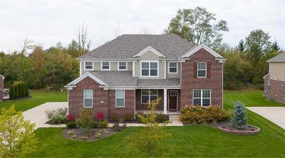Canton, Canton Twp Single Family Home Contingent - Continue To Show: 1195 S Hickory Ridge Court
