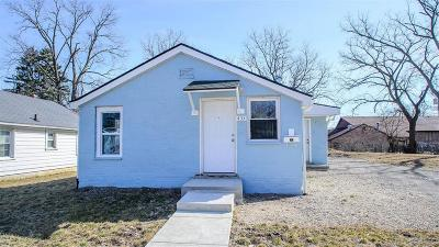 Ypsilanti Single Family Home For Sale: 433 Worden Street