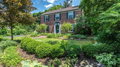 Ann Arbor Single Family Home For Sale: 1015 Martin Place