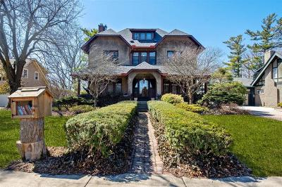 Ann Arbor Single Family Home For Sale: 6 Geddes Heights