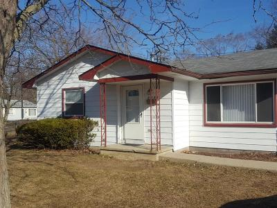 Ypsilanti Single Family Home For Sale: 1811 George Avenue