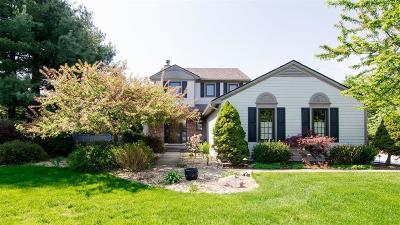 Ann Arbor, Scio, Ann Arbor-scio, Scio, Scio Township, Scio Twp Single Family Home For Sale: 3827 Bradford Square Drive