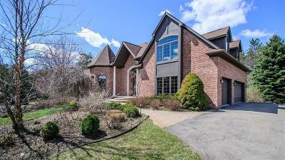 Ann Arbor, Scio, Ann Arbor-scio, Scio, Scio Township, Scio Twp Single Family Home For Sale: 1215 Westview Way
