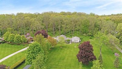 Ann Arbor Single Family Home For Sale: 3444 E Huron River Drive