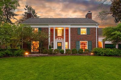 Ann Arbor Single Family Home For Sale: 2124 Tuomy Road