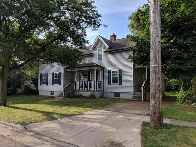 Ypsilanti Single Family Home For Sale: 312 South Street