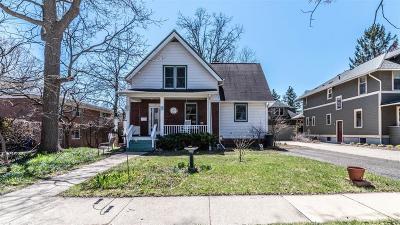 Ann Arbor Single Family Home For Sale: 1017 Woodbridge Boulevard