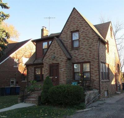 Multi Family Home For Sale: 1809 Jackson Avenue