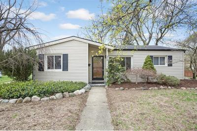 Ann Arbor, Ann Arbor (c), Ann Arbor Twp, Ann Arbpr Single Family Home Contingent - Continue To Show: 2706 Beacon Hill