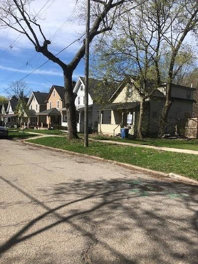 Ann Arbor Residential Lots & Land For Sale: 741 N Gott Street