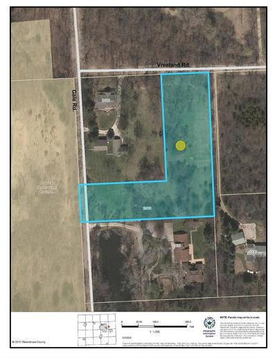 Superior, Superior Twp Residential Lots & Land For Sale: Vreeland Road