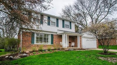 Ann Arbor Single Family Home For Sale: 2453 Antietam Drive