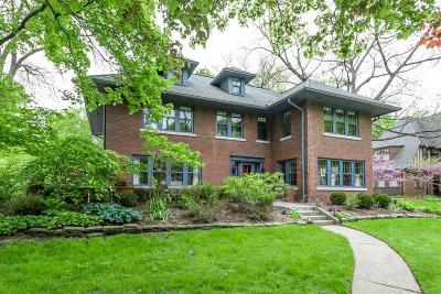Ann Arbor Single Family Home For Sale: 1912 Austin Avenue