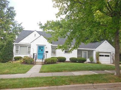 Ann Arbor Rental For Rent: 814 Princeton Street