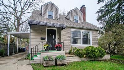 Ann Arbor Multi Family Home For Sale: 734 Gott
