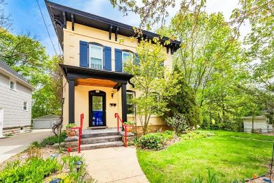 Ann Arbor Single Family Home For Sale: 448 Spring Street