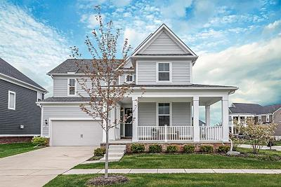 Canton, Canton Twp Single Family Home For Sale: 1099 Continental Avenue