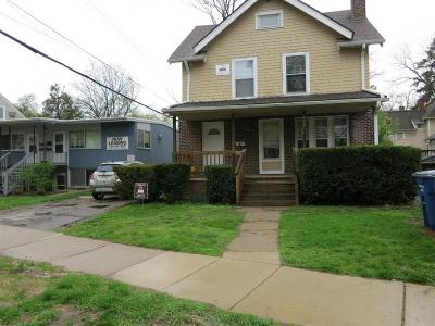 Ann Arbor Multi Family Home For Sale: 849 Brookwood Place