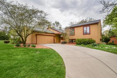 Ann Arbor Single Family Home For Sale: 3880 Penberton Drive