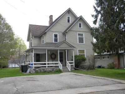 Washtenaw County Multi Family Home For Sale: 221 S Washington Street