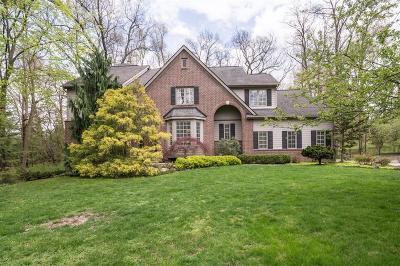 Ann Arbor Single Family Home For Sale: 941 Aberdeen Drive