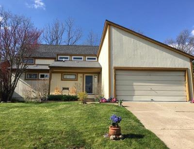 Washtenaw County Single Family Home For Sale: 1475 Northbrook Drive