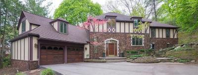 Ann Arbor Single Family Home For Sale: 2976 Hickory Lane