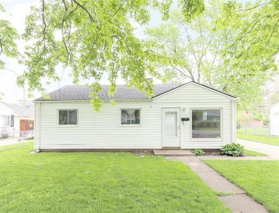 Ypsilanti Single Family Home For Sale: 411 Woodlawn