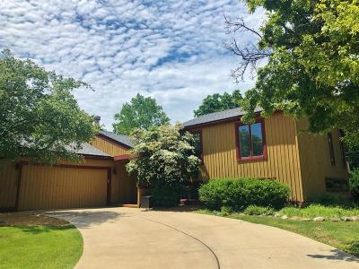 Ann Arbor Single Family Home For Sale: 3880 Penberton Drive