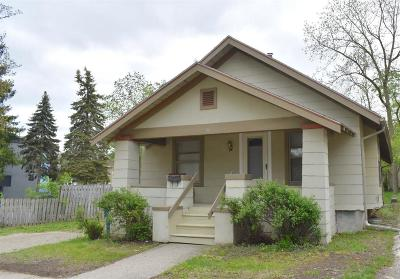 Ann Arbor Single Family Home For Sale: 201 Koch Avenue