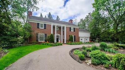 Ann Arbor Single Family Home For Sale: 2204 Devonshire Road