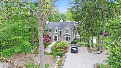 Ann Arbor Single Family Home For Sale: 381 Orchard Hills Drive