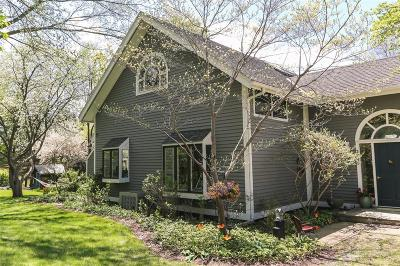 Ann Arbor Single Family Home For Sale: 2765 Nixon Road