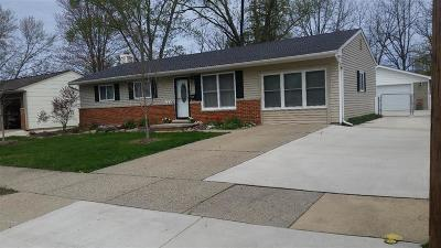 Plymouth MI Single Family Home For Sale: $287,000