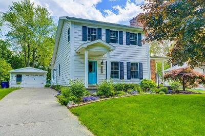 Ann Arbor Single Family Home Contingent - Continue To Show: 3226 Edgewood