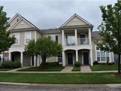 Commerce Twp Condo/Townhouse For Sale: 17102 Addington Drive