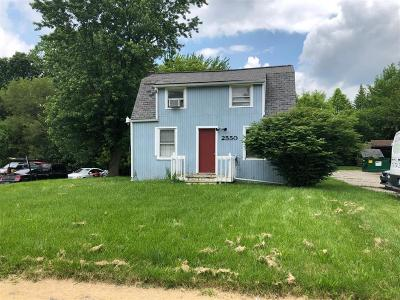 Multi Family Home For Sale: 2550 Packard