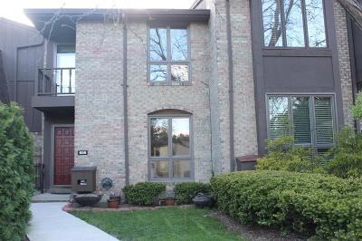 Ann Arbor Condo/Townhouse For Sale: 656 Greenhills Drive