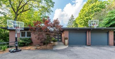 Ann Arbor Single Family Home For Sale: 18 Regent Drive