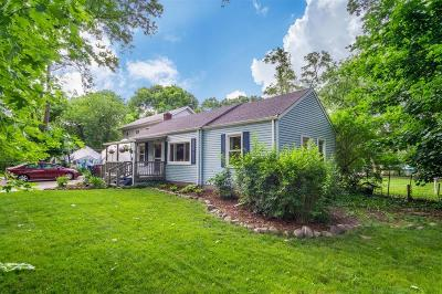 Ann Arbor Single Family Home For Sale: 1310 Rosewood St