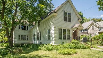 Ann Arbor Single Family Home For Sale: 721 Brooks Street