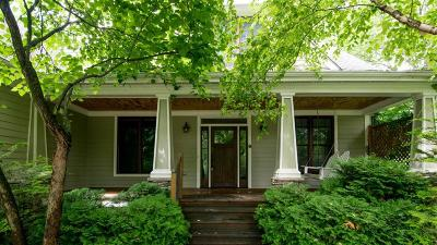 Ann Arbor Single Family Home For Sale: 2 Shipman Circle