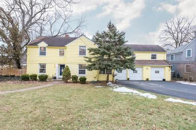 Ann Arbor Single Family Home For Sale: 2110 Shadford Road