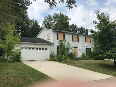 Ann Arbor Residential Lots & Land Contingent - Continue To Show: 3513 Paisley Court