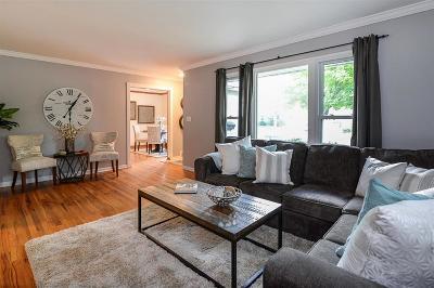Ann Arbor Single Family Home For Sale: 910 Sherwood Street